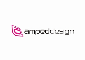 logo amped design