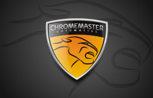 logo chromemaster automotive