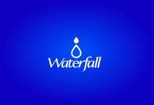 logo waterfall